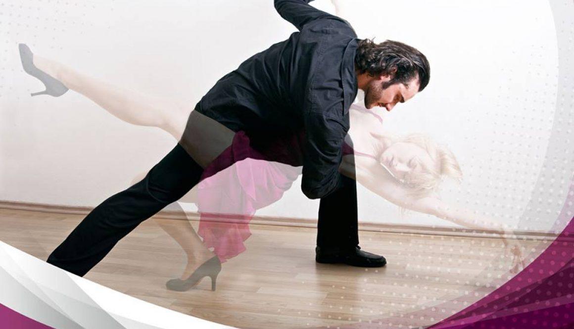 Tanzen ohne fixen Partner